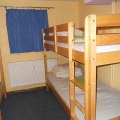 Old Town Hostel Кровать в общем номере с двухъярусной кроватью фото 4
