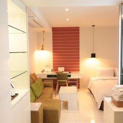 Grammos Hotel 3* Номер Делюкс с различными типами кроватей фото 7