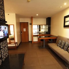 Отель Fuente Oro Business Suites 3* Люкс с различными типами кроватей фото 4