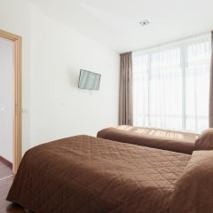 Апарт-Отель Бревис 3* Стандартный номер с двуспальной кроватью фото 7