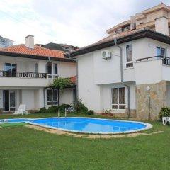 Отель Villas Bilyana Болгария, Равда - отзывы, цены и фото номеров - забронировать отель Villas Bilyana онлайн бассейн фото 2
