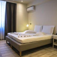 Отель Piraeus Dream 2* Стандартный номер с двуспальной кроватью фото 8