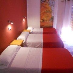 Отель Hostal Puerto Beach Стандартный номер с различными типами кроватей фото 12