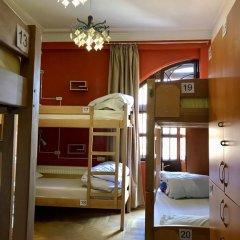 Envoy Hostel Кровать в общем номере с двухъярусной кроватью фото 15