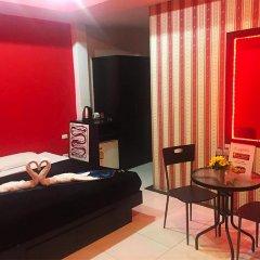 Long Beach Hotel Patong 3* Номер Эконом разные типы кроватей фото 3