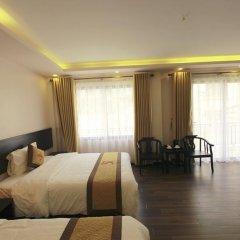 Отель Nguyen Dang Guesthouse Стандартный семейный номер с двуспальной кроватью фото 6