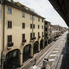 Отель MyPlace Prato Della Valle Apartments Италия, Падуя - отзывы, цены и фото номеров - забронировать отель MyPlace Prato Della Valle Apartments онлайн балкон