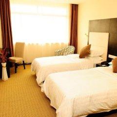Joyfulstar Hotel Pudong Airport Chenyang 2* Номер Делюкс с различными типами кроватей фото 2