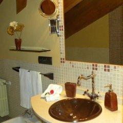 Hotel Valle Del Silencio Понферрада ванная