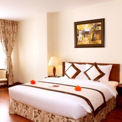 River Prince Hotel 3* Улучшенный номер с различными типами кроватей фото 4