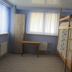 Гостиница Гостевые комнаты Борей Кровать в мужском общем номере с двухъярусными кроватями фото 4