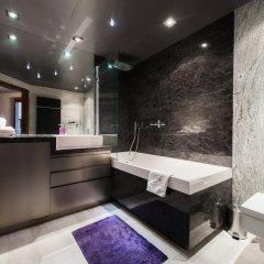 Отель EXCLUSIVE Aparthotel Улучшенные апартаменты с различными типами кроватей фото 33