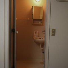 Отель Resort Inn White Silver Хакуба ванная