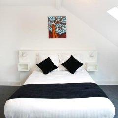 Отель Hôtel Satellite Стандартный номер с различными типами кроватей фото 14