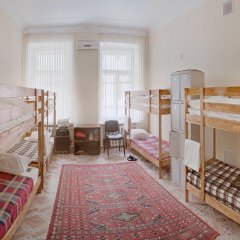 Hostel Yuriy Dolgorukiy Кровать в мужском общем номере с двухъярусной кроватью фото 4