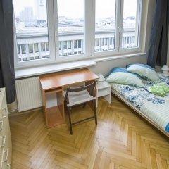 Отель Wspólna Prime Apartment Польша, Варшава - отзывы, цены и фото номеров - забронировать отель Wspólna Prime Apartment онлайн комната для гостей фото 3