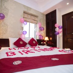 Hanoi Central Park Hotel 3* Улучшенный номер с различными типами кроватей фото 4