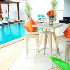 Отель Green Leaf Nai Harn 3 bedrooms Villa бассейн фото 3