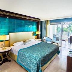 Отель Rixos Premium Bodrum - All Inclusive 5* Улучшенный номер разные типы кроватей фото 2