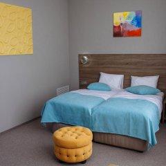 Platinum Hotel 3* Стандартный номер двуспальная кровать фото 4