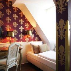 Hotel Domspitzen 3* Стандартный номер с двуспальной кроватью фото 7