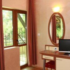 Family Hotel Residence 2* Стандартный номер с различными типами кроватей фото 5