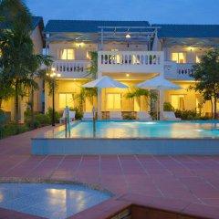 Отель Blue Paradise Resort 2* Стандартный номер с различными типами кроватей фото 27