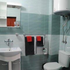 Отель Homestay Goranoff Болгария, Плевен - отзывы, цены и фото номеров - забронировать отель Homestay Goranoff онлайн ванная фото 2