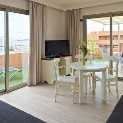 Отель Marins Cala Nau 4* Студия с различными типами кроватей фото 4