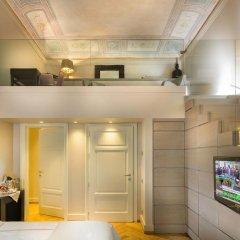 Отель Galleria Vik Milano 5* Стандартный номер с различными типами кроватей фото 3