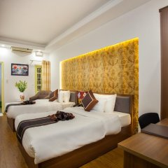 Dong A Hotel 2* Номер Делюкс фото 17