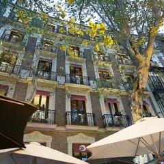 Отель Hospes Puerta de Alcalá балкон