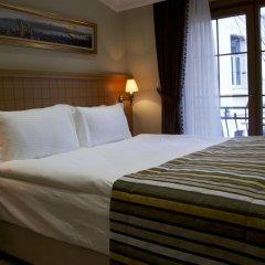 Отель Art Nouveau Galata 3* Люкс повышенной комфортности с различными типами кроватей фото 7