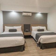 Hotel Malibu 4* Стандартный номер с 2 отдельными кроватями фото 4