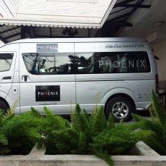 The Phoenix Hotel Bangkok городской автобус