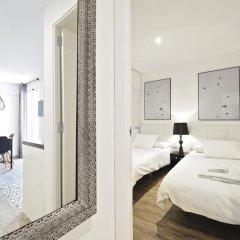 Отель The White Flats Les Corts Испания, Барселона - отзывы, цены и фото номеров - забронировать отель The White Flats Les Corts онлайн комната для гостей фото 14