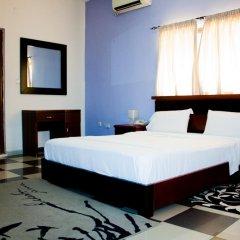 Отель Floceg сейф в номере