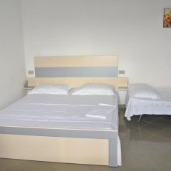 Отель Villa Oden Албания, Ксамил - отзывы, цены и фото номеров - забронировать отель Villa Oden онлайн комната для гостей фото 4