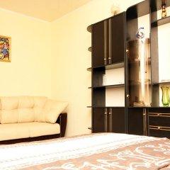 Гостиница ApartLux Наметкина Suite комната для гостей фото 5