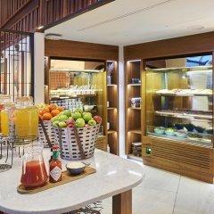 Отель DoubleTree By Hilton London Excel питание фото 2