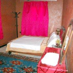 Отель Maison d'Hôtes Ghalil Марокко, Уарзазат - отзывы, цены и фото номеров - забронировать отель Maison d'Hôtes Ghalil онлайн комната для гостей фото 2