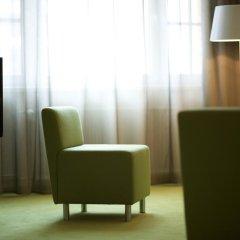 Отель Wyndham Garden Berlin Mitte 4* Стандартный номер с различными типами кроватей фото 5