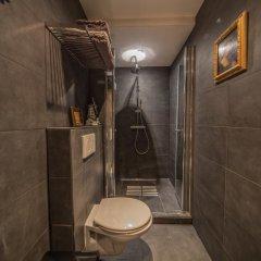 Отель B&B Slim Нидерланды, Амстердам - отзывы, цены и фото номеров - забронировать отель B&B Slim онлайн ванная