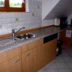 Отель Ferienhof Benz Каппельродек в номере