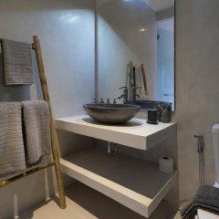 Отель Villa Red Samui Таиланд, Самуи - отзывы, цены и фото номеров - забронировать отель Villa Red Samui онлайн ванная
