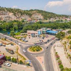 Отель Luani A Hotel Албания, Шенджин - отзывы, цены и фото номеров - забронировать отель Luani A Hotel онлайн пляж