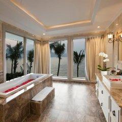 Отель MerPerle Hon Tam Resort ванная