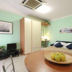 Отель Residence Leopoldo 3* Студия с различными типами кроватей