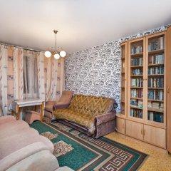 Гостиница Domumetro на Якадемика Янгеля Апартаменты с разными типами кроватей фото 8