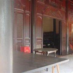 Отель Chau Doc Home Stay балкон